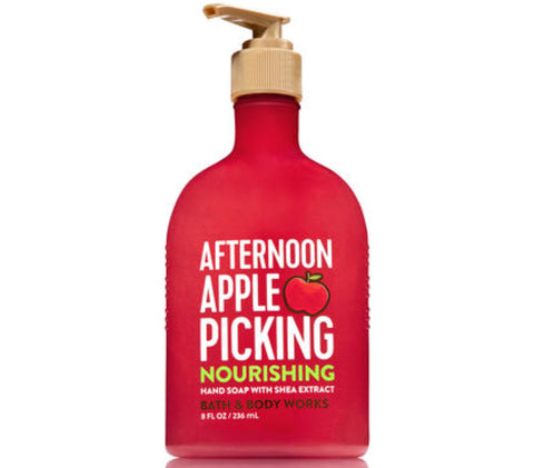 Bath & Body Works Afternoon Apple Picking Nourishing Hand Soap