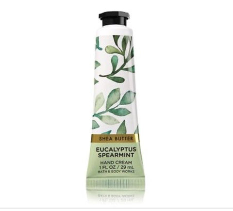 Bath & Body Works Eucalyptus Mint Hand Cream
