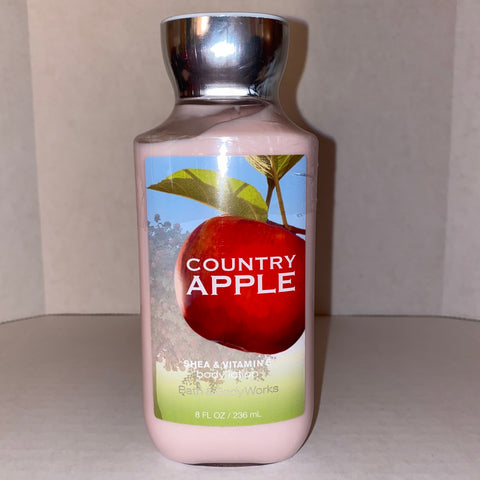 Bath & Body Works Country Apple Lotion