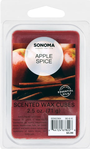 SONOMA Goods for Life® Apple Spice Wax Melt 6-piece Set