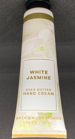 Bath & Body Works White Jasmine Hand Cream