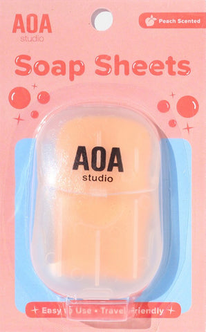 AOA Soap Sheets