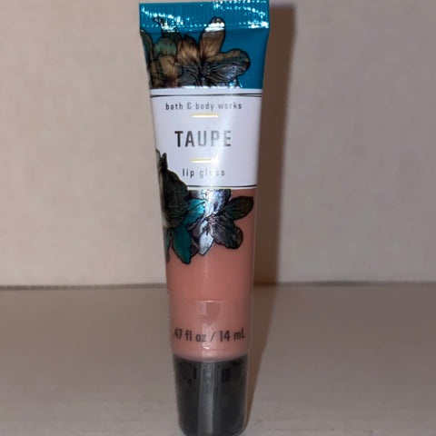 Bath & Body Works Taupe Lip Gloss
