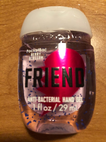 Bath & Body Friend  Pocketbac