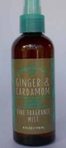 Bath & Body Works Ginger & Cardamom Fragrance Spray