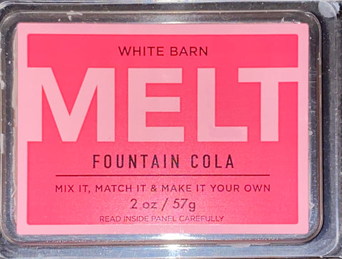 Bath & Body Works Fountain Cola Wax Melts