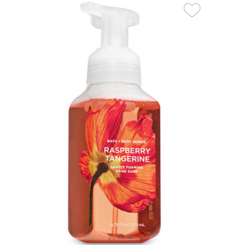 Bath & Body Works Raspberry Tangerine Hand Soap