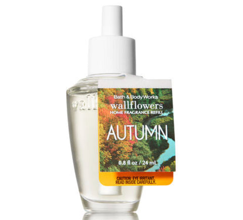 Bath & Body Works Autumn Wallflower Refill