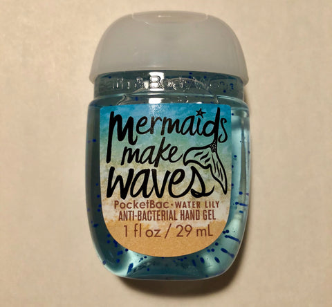 Bath & Body Works Mermaid Makes Waves Pocketbac