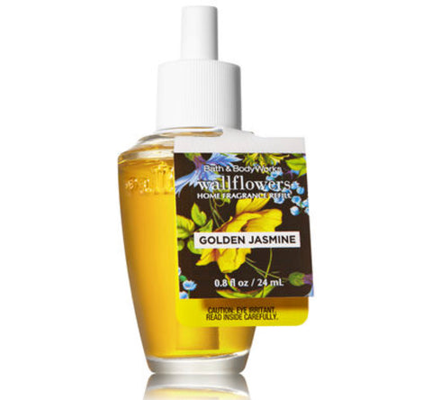 Bath & Body Works Golden Jasmine Wallflower Refills
