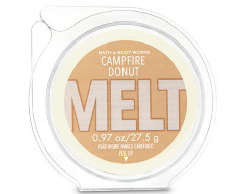 Bath & Body Works Campfire Donut Wax Melt