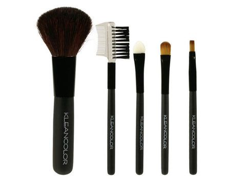 Kleancolor Travel Brush Set