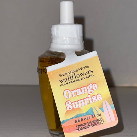 Bath & Body Works Orange Sunrise Wallflower Refill