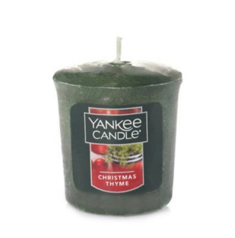 Yankee Candle  Christmas Thyme Votive