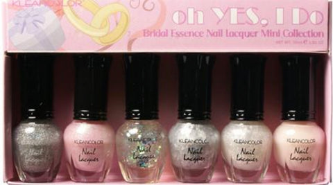 Kleancolor Oh Yes I Do Nail Polish Set