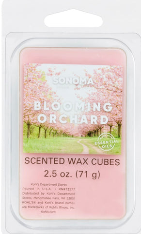 SONOMA Goods for Life® Blooming Orchard 2.5-oz. Wax Melt