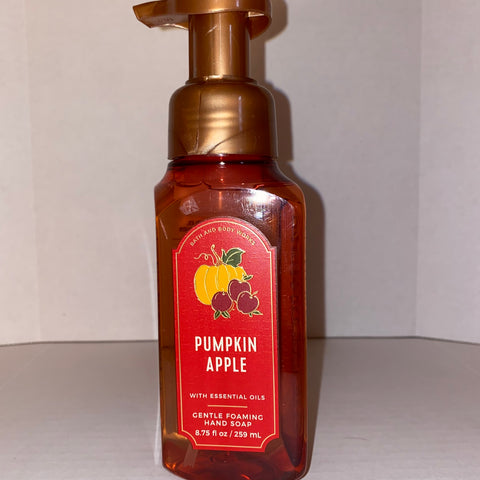 Bath & Body Works Pumpkin Apple Hand Soap