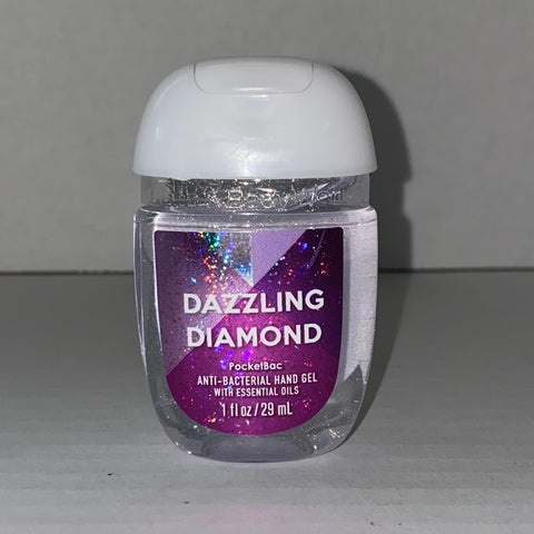 Bath & Body Works Dazzling Diamond Pocketbac