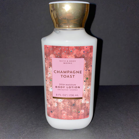 Bath & Body Works Champagne Toast Lotion