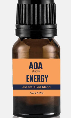 AOA Essential Blend Oils - Energy