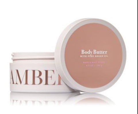 Bath & Body Works Amber & Argan Body Butter