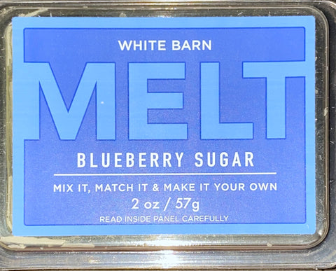 Bath & Body Works Blueberry Sugar Wax Melts