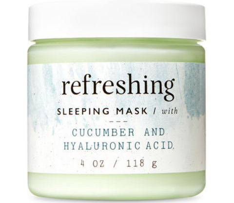 Bath & Body Works Refreshing Sleeping Face Mask