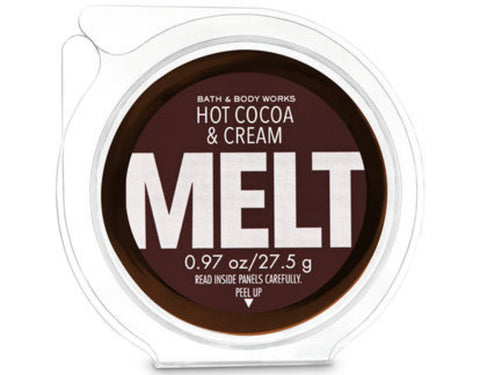 Bath & Body Works Hot Cocoa Wax Melt
