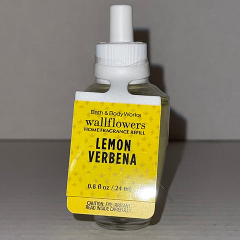 Bath & Body Works Lemon Verbena Wallflower Refill