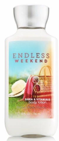 Bath & Body Works Endless Weekend Lotion