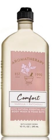 Bath & Body Works Aromatherapy Comfort Body Wash