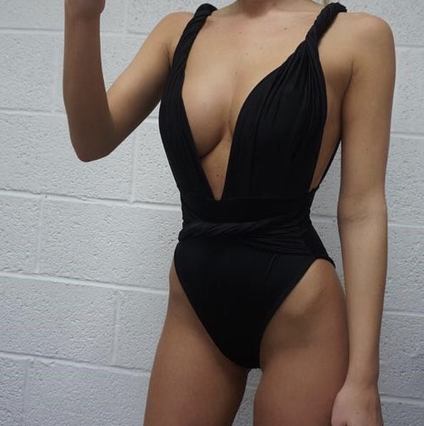 Empire Bandage One Piece