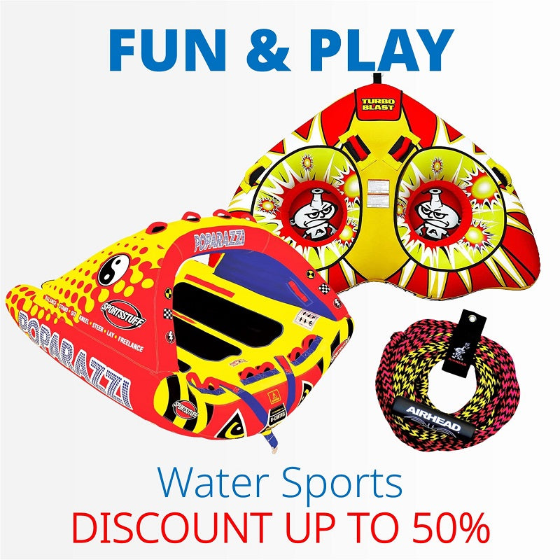 PROMOTION - Water Sports - DISCOUNT UP TO 50%