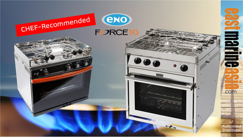 Chef Recommend ENO and Force 10 Stove & Oven