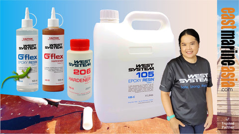 Safe, Strong, Reliable with West System Epoxy System