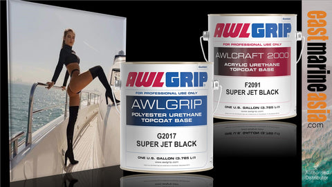 Awlgrip Awlcraft 2000 Super Jet Black