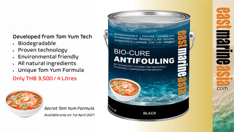 Tom Yum Bio-Cure Antifouling Paint