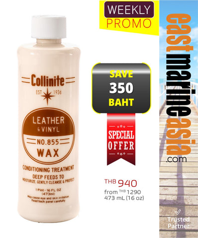 Weekly Promo 👉 Collinite Leather Wax Conditioning Treatment