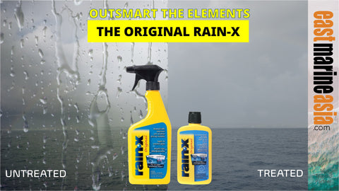 Outsmart The Elements by Rain-X