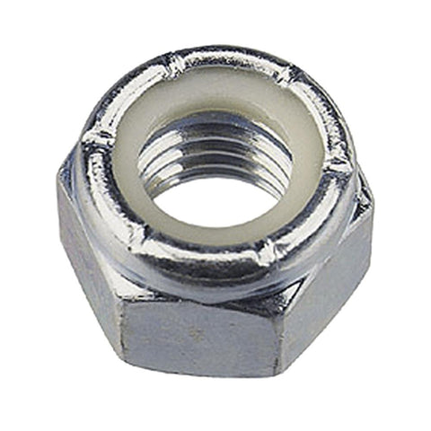 EMA 316 Stainless Steel Nylon Lock Nut (DIN 985)