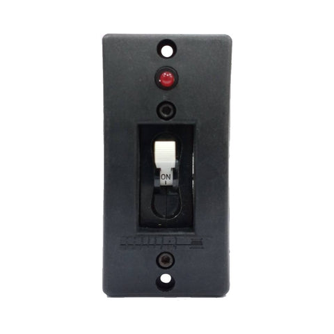 Muir 80A Circuit Breaker & Panel