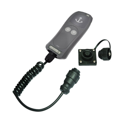 Muir AutoAnchor AA320 Handheld Windlass Remote Control  - 2 Outputs