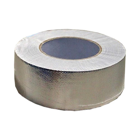 Pyrotek AGC Aluminium Foil Glass Cloth and Vapour Barrier Tape for Sound Insulation Foam