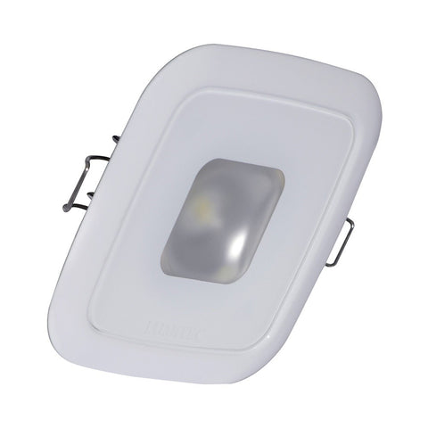 Lumitec Square Mirage Flush Mount Down Light