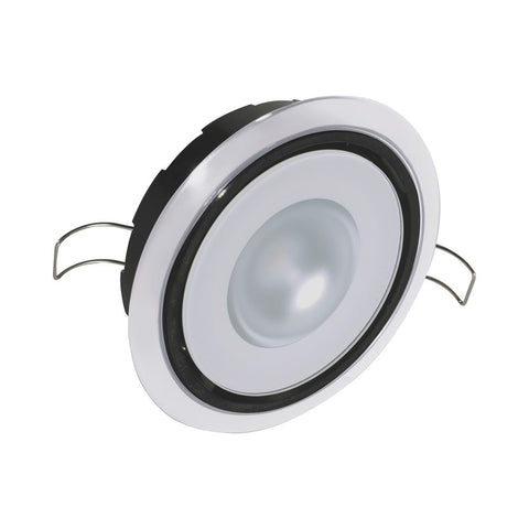 Lumitec Positionable Mirage Flush Mount Down Light