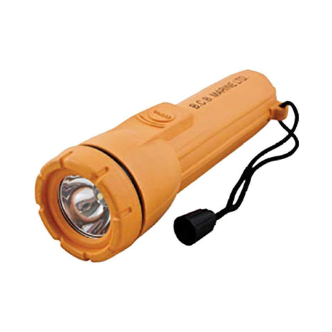 EMA SOLAS Ocean Safety Waterproof Signalling Torch with Spare Bulb