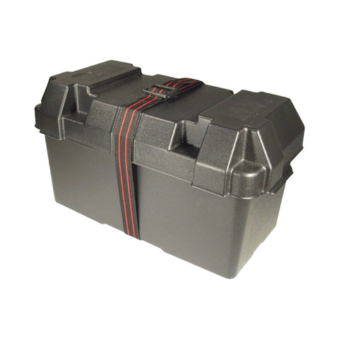 BLA Battery Box with Strap & Tie Down Brackets