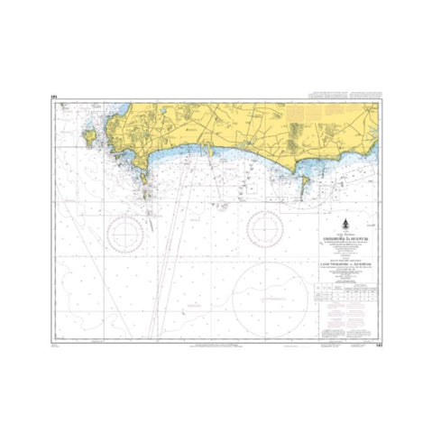 Marine Chart Thailand (Gulf of Thai - East) 141 Laem Thoraphim to Ko Kharm