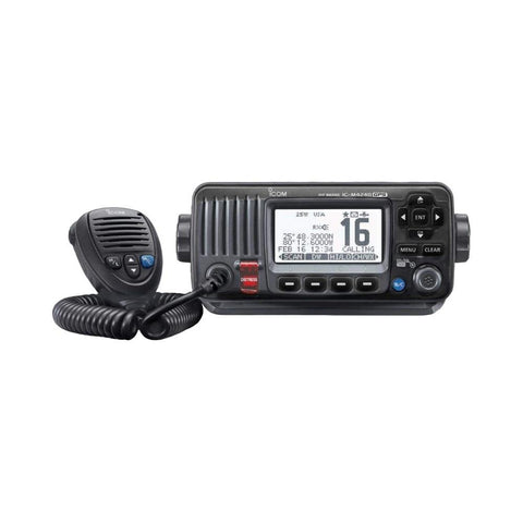 Icom IC-M424G VHF Marine Transceiver with GPS Receiver