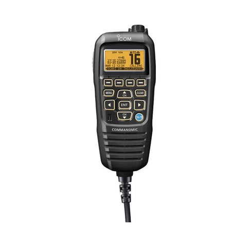 Icom HM-195B Commandmic for Icom IC-M424G and IC-M506